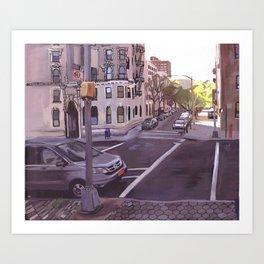 102nd still life Art Print