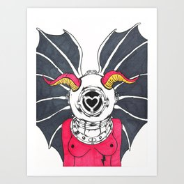 Loveless Art Print