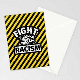 Anti-Racism Against Nazis Antifa Stationery Cards