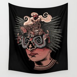 Chacmool Wall Tapestry