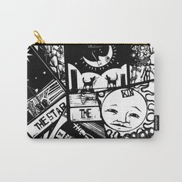 tarot cards Carry-All Pouch