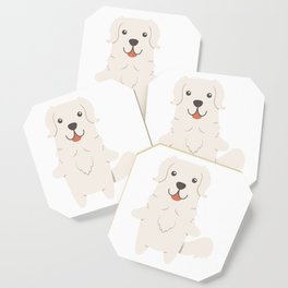 Slovak Cuvac Dog Gift Idea Coaster
