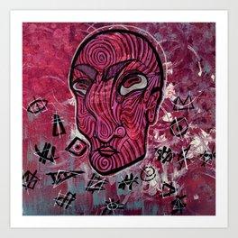 Anthony Art Print