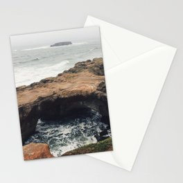 Otter Rock Stationery Cards