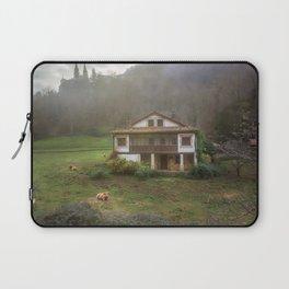 Pastoral landscape Laptop Sleeve