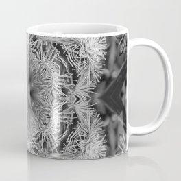 Magical black and white mandala 011 Coffee Mug