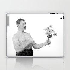 Chivalry, woman. Laptop & iPad Skin
