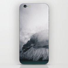 Dreary Mountain iPhone & iPod Skin
