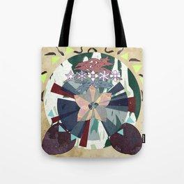 Leech & Flower Tote Bag