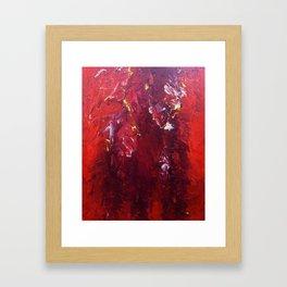 Tibetans Rising Framed Art Print