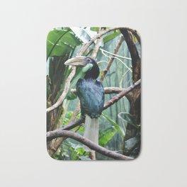 Female Hornbill Bath Mat