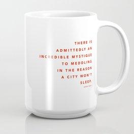Aesop Rock Coffee Mug