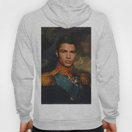 Ronaldo Classical Regal General Painting Hoody
