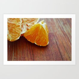Nutritious and Delicious! Art Print