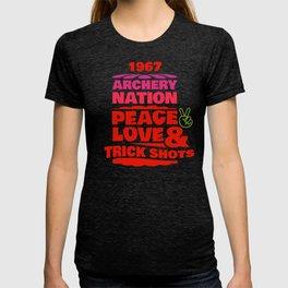 1967 ARCHERY NATION T-shirt