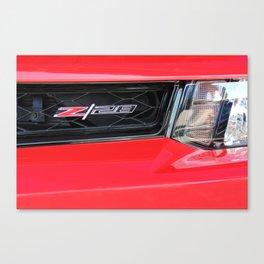 Z28 Camaro Canvas Print