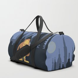 Nagmamahal, Kapre (Philippine Mythological Creatures Series) Duffle Bag