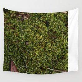 Mossy Plot Wall Tapestry
