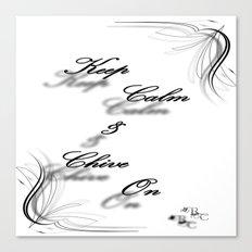 KCCO Canvas Print