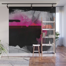 Kinda Have This Thing with Pink 01 Wall Mural