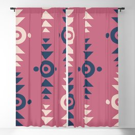 Indian Designs 124 Blackout Curtain