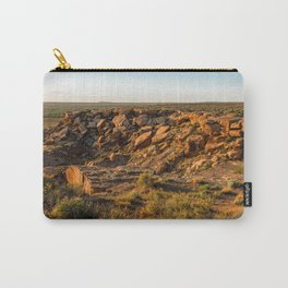 Petrified Forest National Park Landscape in Arizona Carry-All Pouch