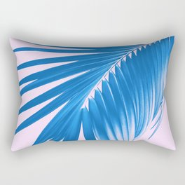 Palm Leaf Dream #2 #tropical #decor #art #society6 Rectangular Pillow