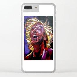Trey Anastasio Clear iPhone Case