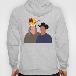 Ross and Joey tv show Hoody