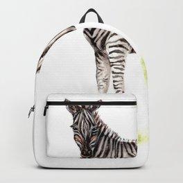 Baby Zebra Backpack