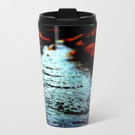 Red shores Travel Mug