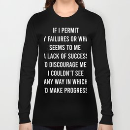 If I  Long Sleeve T-shirt