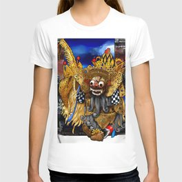 Barong Dance of Bali T-shirt