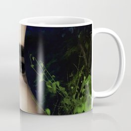 When He looked into Paradise - It was Midnight Fx  Coffee Mug