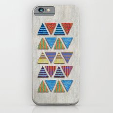 Triangular composition iPhone 6s Slim Case