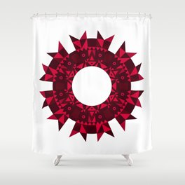 day 001 Shower Curtain