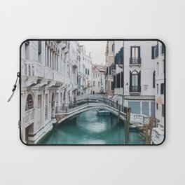 The Floating City - Venice Italy Architecture Photography Laptop Sleeve