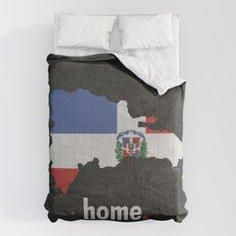 Dominican Republic Proud Comforters