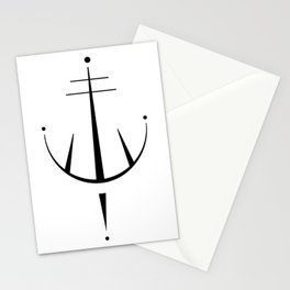 Fuck Off Sigil Magick Stationery Cards