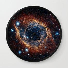 Eye of the Universe Wall Clock