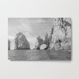 El Arco - Cabo San Lucas Metal Print