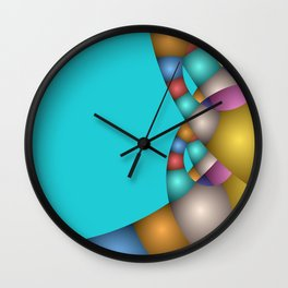 less is more -11- Wall Clock