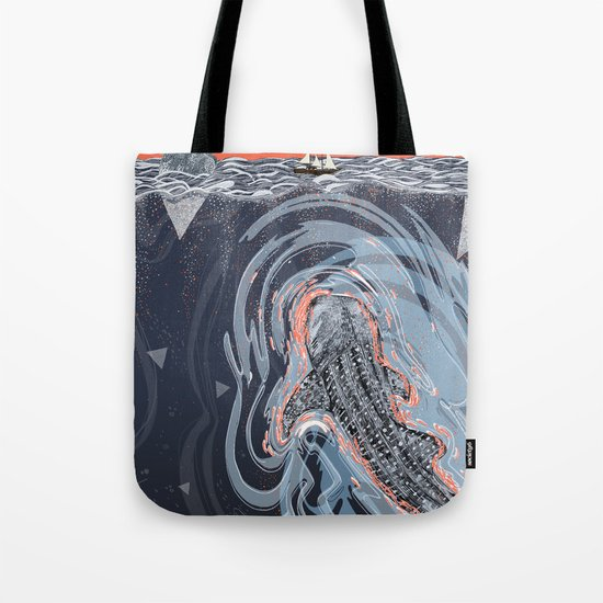 Beneath Tote Bag