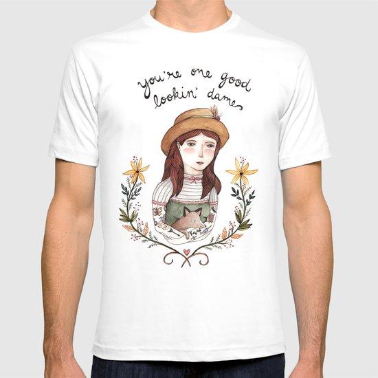 Good Lookin' Dame T-shirt