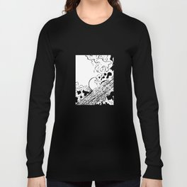 Space Swamp Long Sleeve T-shirt