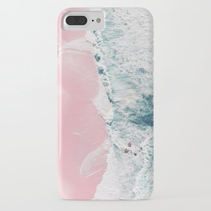 sea of love II phone case by Ingrid Beddoes photography