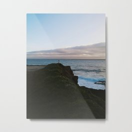 Point Arena Lighthouse, Mendocino County, CA Metal Print