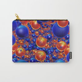 Shiny 3D balls Carry-All Pouch