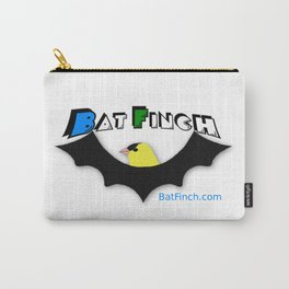 BatFinch Carry-All Pouch