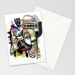 """""""Haunt You"""" Stationery Cards"""